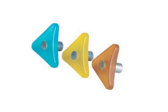 Ručkica za dječji ladičar trokut