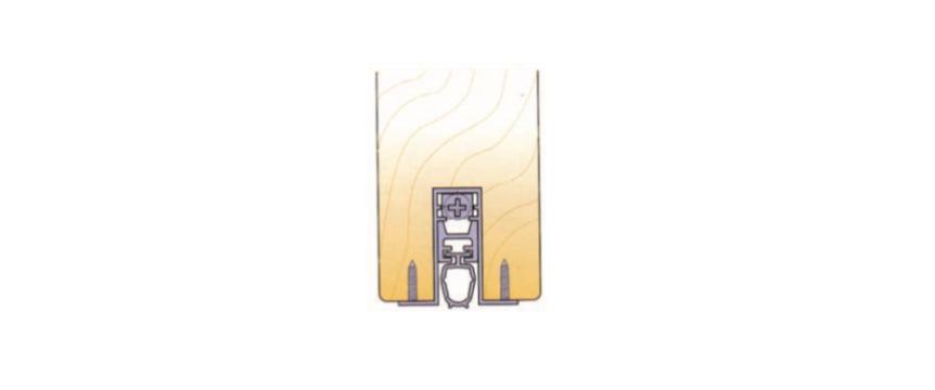 Podizna brtva za vrata A 1502